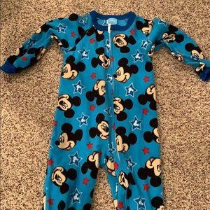 4T Fleece Pajamas BOY